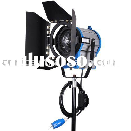 Photographic equipment Light HMI Fresnel