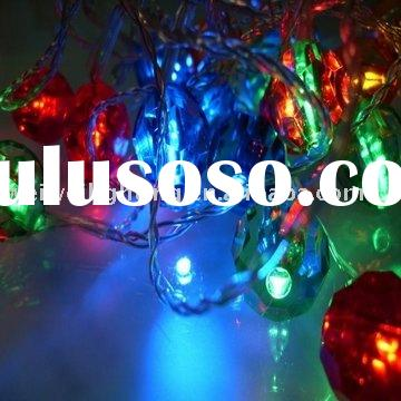 Portable Mix Colour Battery operated Christmas LED String Light