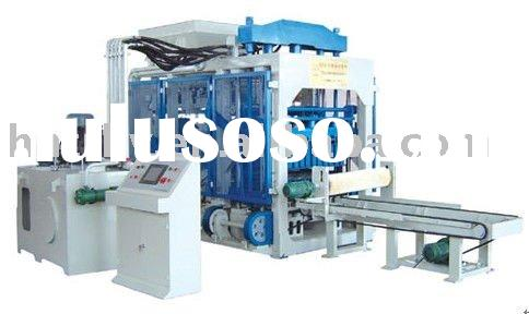 QT8-15 automatic construction block making machine with high efficiency