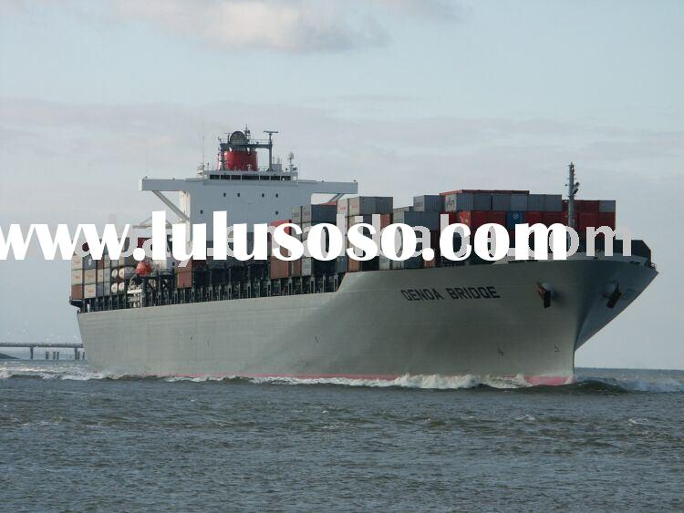 Sea freight from Shanghai to Johannesburg South Africa