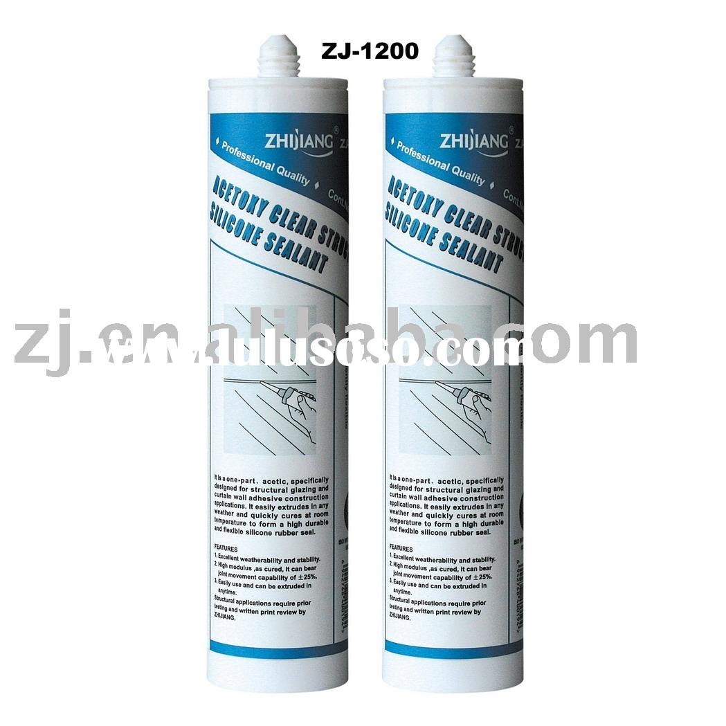 Structural Silicone Joint : M sealant clear manufacturers