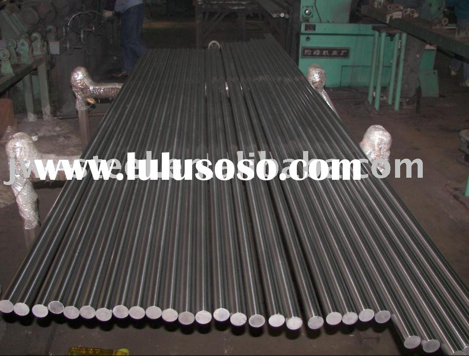 chrome plated rods(hydraulic cylinder parts)