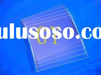 clear sheet glass for mirror making