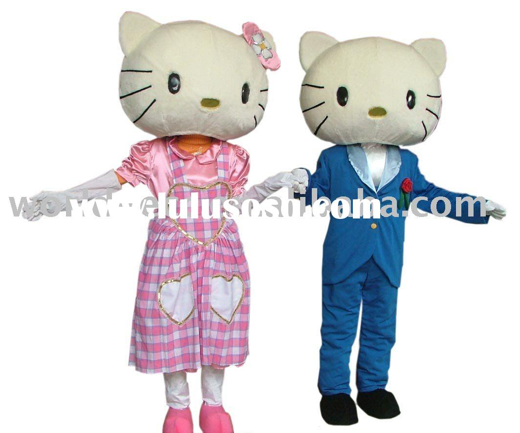 hello kitty party costume character costume cartoon costume