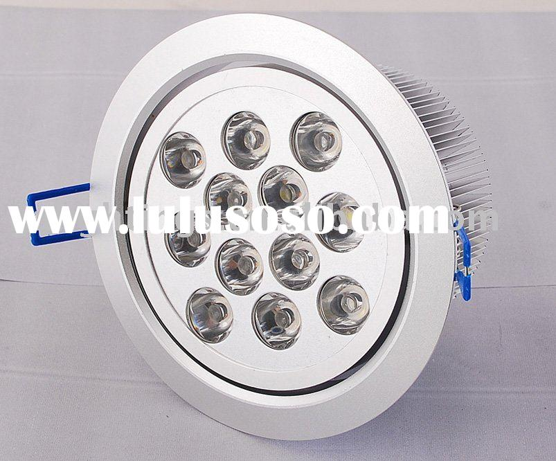 high power 12w led indoor light