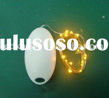led christmas light,oval battery operated,promotion gifts