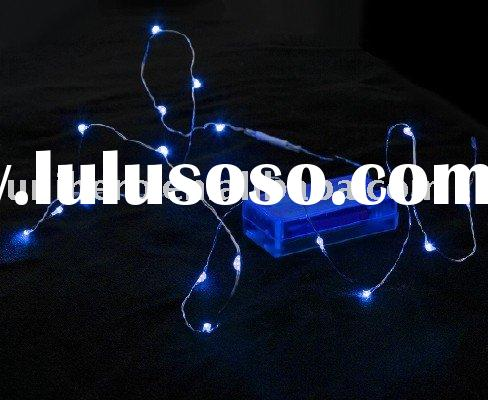 led mini string light AA battery operated