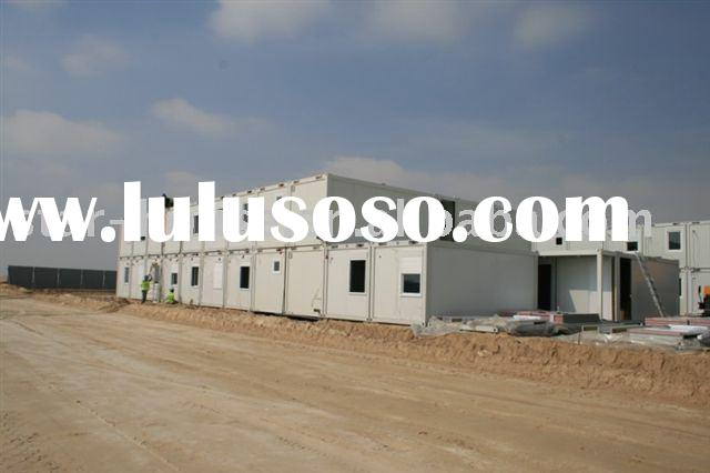 prefabricated building container