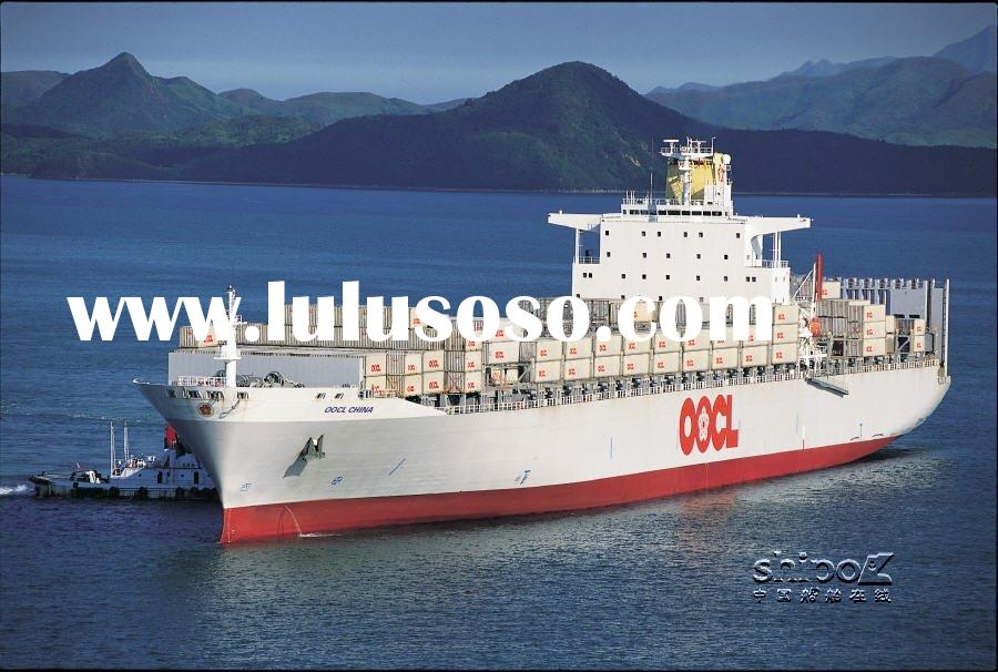 sea freight, ocean freight, freight service From China to  MEDAN,INDONESIA