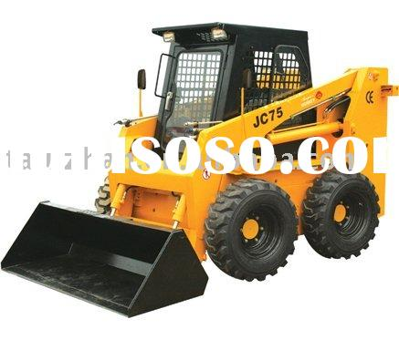 skid steer loader bobcat loader JC75