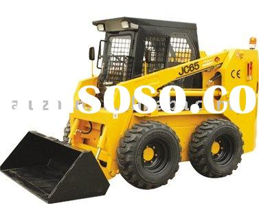 skid steer loader bobcat loader jc65