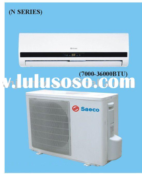 split type air conditioner-whirpool style