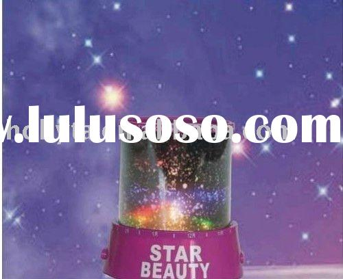 star projection night light /baby night light