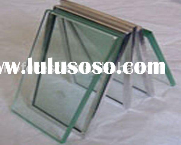 tempered insulating insulated laminated clear float reflective low E tinted fireproof figured printi