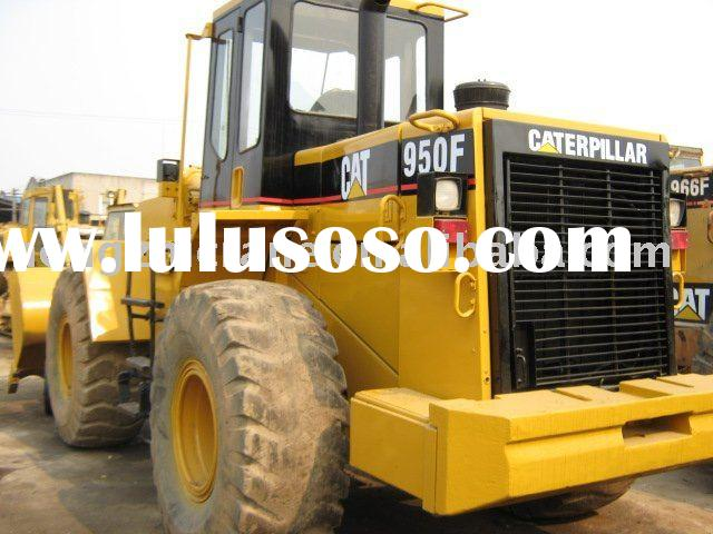 used Caterpillar skid steer loader