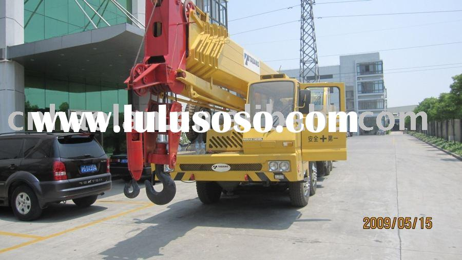 used hydraulic crane 65t for sale(used hydraulic crane tadano truck crane lifting machinery)
