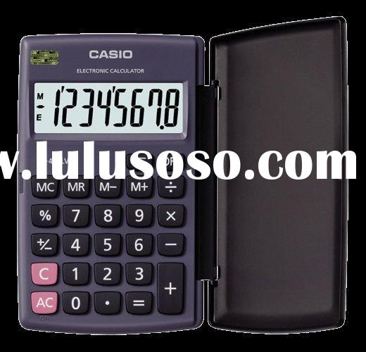 Casio LC-401LV Pocket Calculator