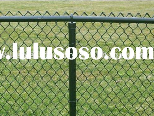 Chain Link Fence/Security chain link fence/chain wire fencing