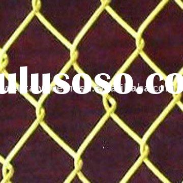 Chain Link wire Mesh ---brass