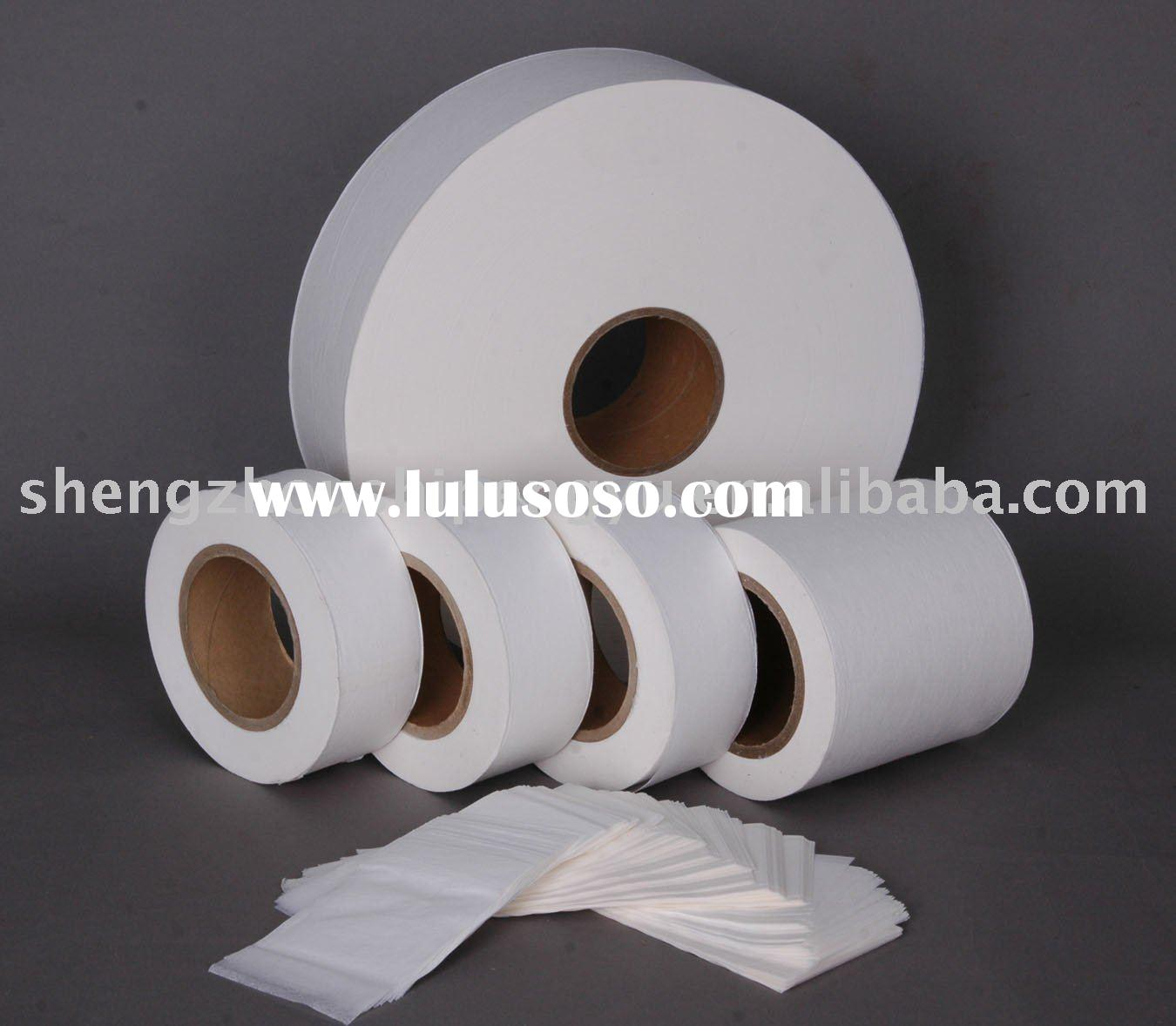 Heat sealable tea bag filter paper