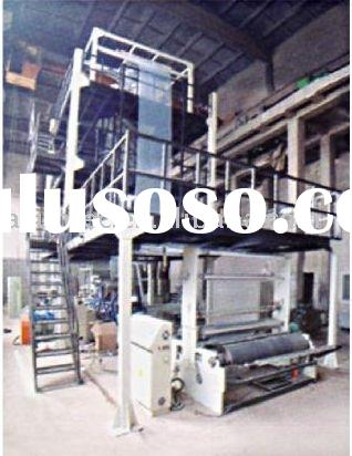 Multilayer co-extrusion film blow molding machine