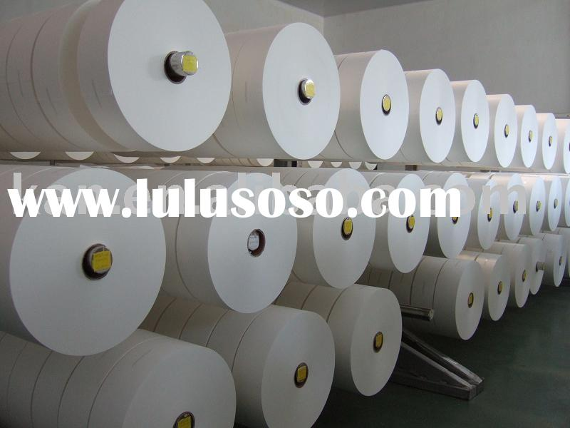 Non heat sealable tea bag filter paper
