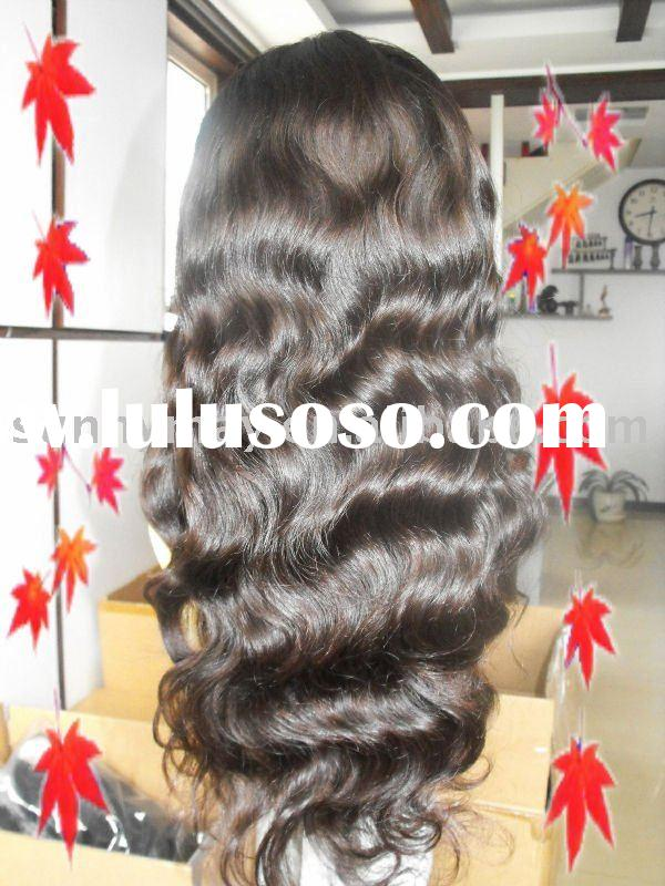 Party body wave wig