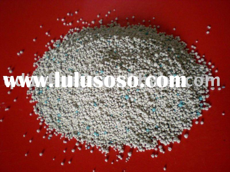 Sodium bentonite for cat litter