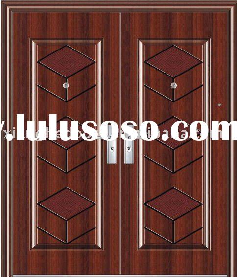 commercial double steel door (XH-2111)