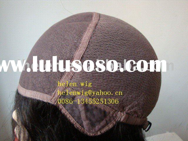 glueless full lace wig cap making materials accpet paypal factory