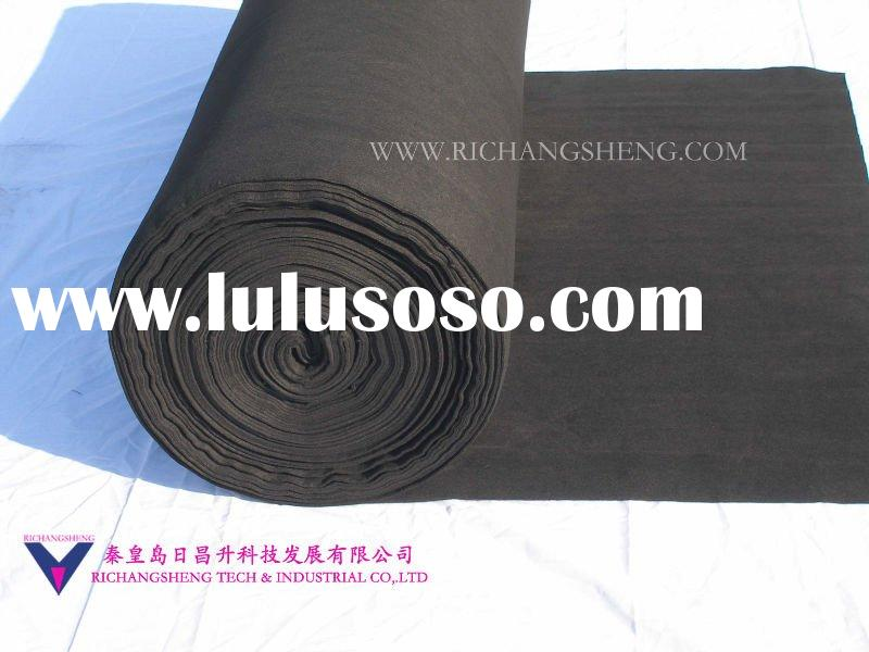 non-woven activated carbon fiber cloth