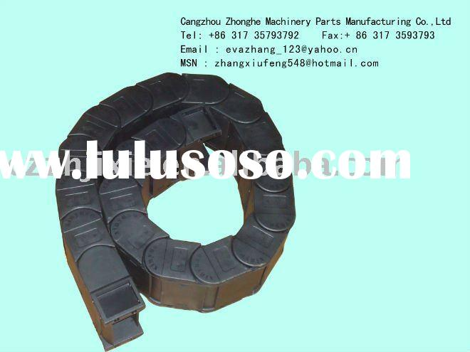 plastic cable conveyor chain