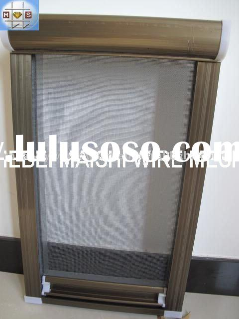 Roll Up Window Screen Roll Up Window Screen Manufacturers