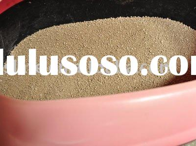 sodium bentonite cat litter