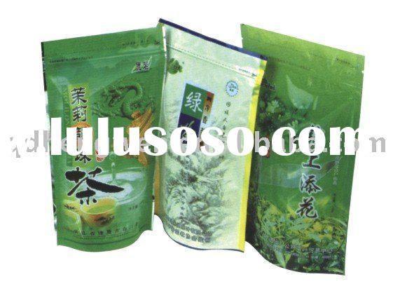 stand up tea packaging bag