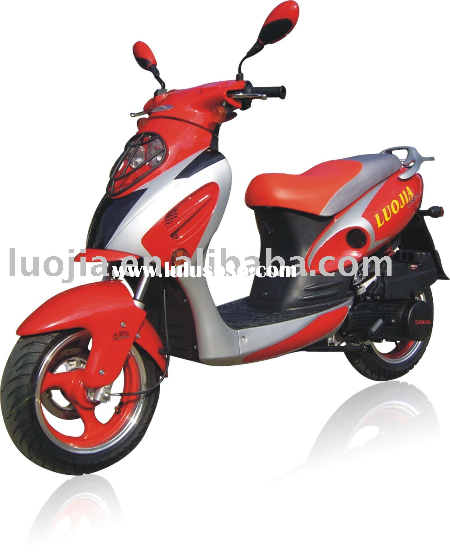 125cc Gas Motor Senior Scooter LJ125T-11