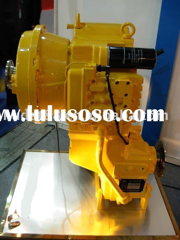 4WG180 ZF technology powershift transmission gearbox