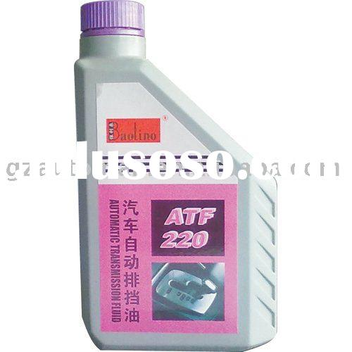 Automatic Transmission Fluid (Car Care Products)