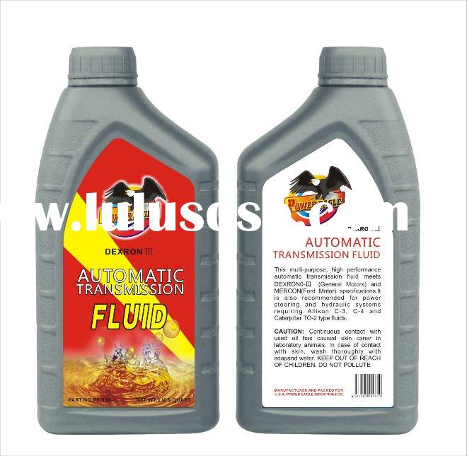 Automatic Transmission Fluid(DexronIII)