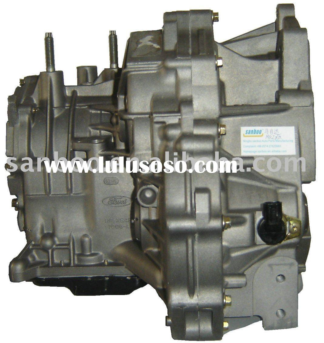 Complete gear box Mazda Automatic Transmission Auto Parts
