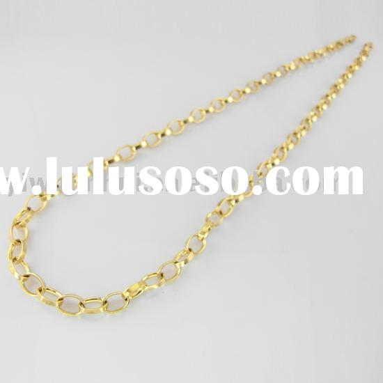 Fashion Gold-plated Necklace Jewelry Chain Jewelry Necklace With Length Ranging From 45 to 60cm, Mad