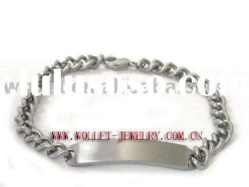Metal Chain & Link Men's Jewelry