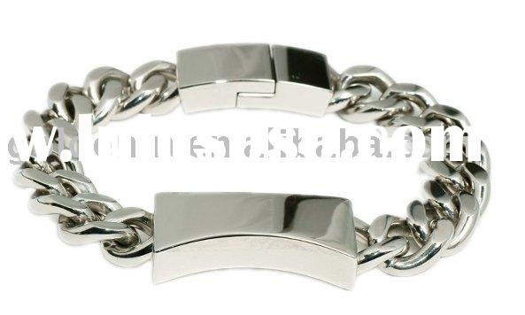 New Style Stainless Steel Chain Bracelet Jewellery
