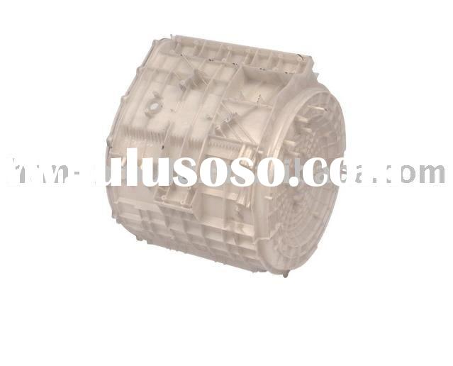 Plastic washing machine barrel mould(injection plastic mould)