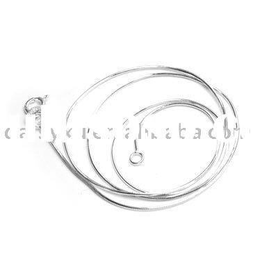 Wholesale necklace 925 sterling silver chain