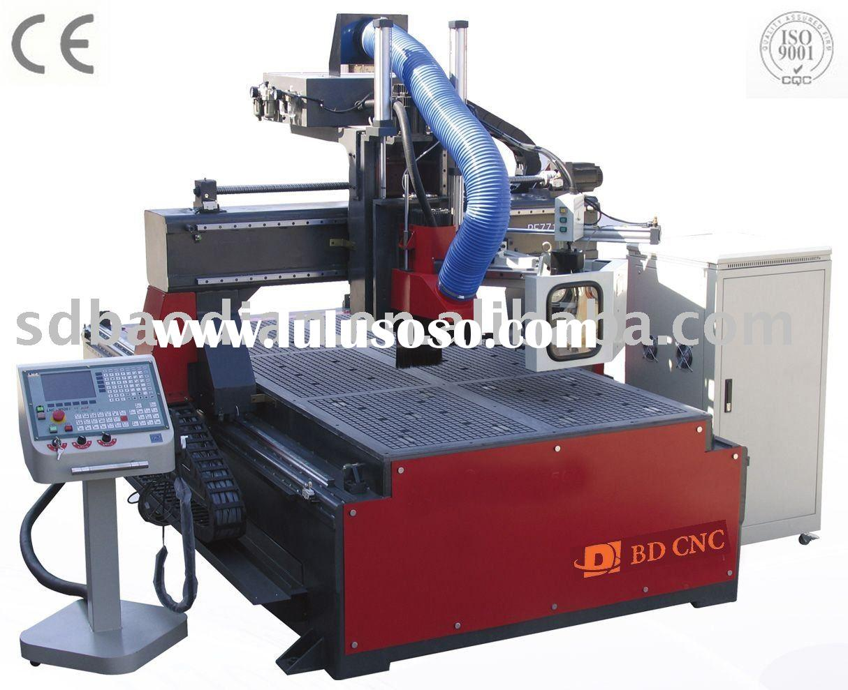 atc cnc router  BD1325 automatic tool changer