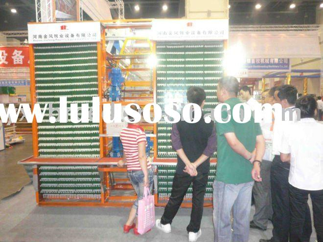 automatic egg collection system/  egg chicken cages factory