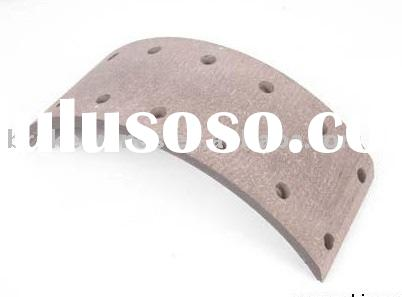 brake lining, heavy truck parts, trailer parts