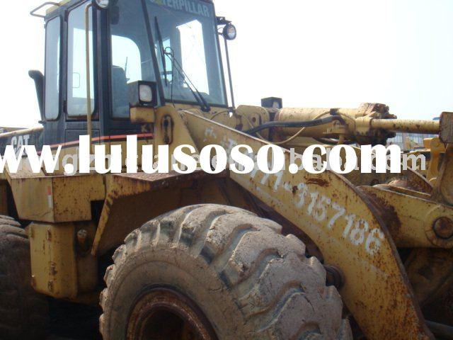 original Caterpillar loader, skid steer loader