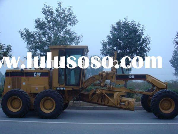 used caterpillar motor grader 12H